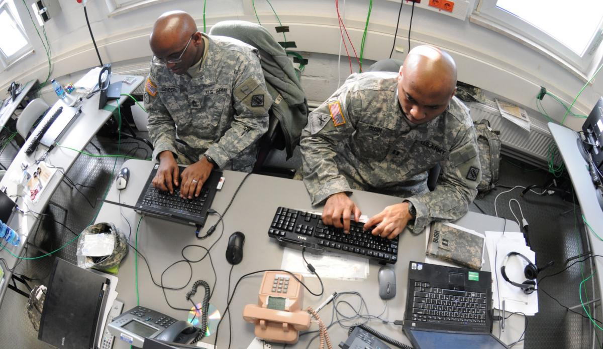 Joint Cyber Exercise Apogee Solutions